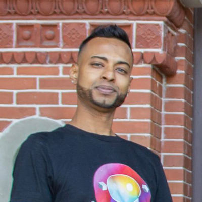 Sean, Co-Creator of Maya
